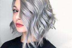Стрижки на средние волосы 2020